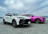 В Японии универсал Toyota Venza переделали в Lamborghini Urus