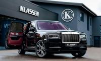 Бронированный Rolls-Royce Cullinan оценили в 1 млн долларов