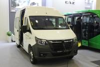 «Группа ГАЗ» представила на выставке CityBus 2021 линейку городского транспорта