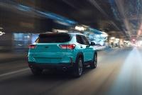 В России стартовали продажи внедорожника Chevrolet Trailblazer