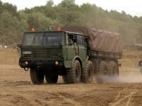 Из-за банкротства КрАЗа украинские военные пересядут на Tatra