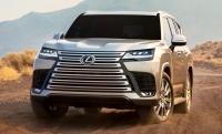 Представлено новое поколение внедорожника Lexus LX