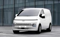 Компания Hyundai показала космический фургон доставки Staria Load