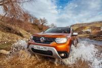Тест-драйв Renault Duster 2021: крепкий малый!