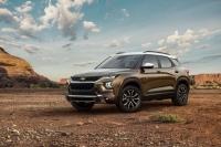 В России продажи нового Chevrolet Trailblazer стартуют 15 сентября