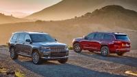 Состоялась официальная премьера нового внедорожника Jeep Grand Cherokee