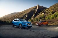 Nissan Qashqai/X-Trail 2020: Алиса в стране чудес